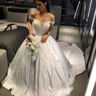Designer Hochzeitskleider Prinzesin | Brautmoden Online_2
