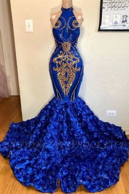 Luxury Evening Dresses Long King Blue | Prom Dresses Cheap Online_1