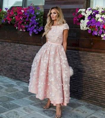 Pink Cocktail Dresses Short Online | Prom dresses online_2