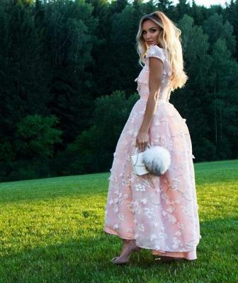 Pink Cocktail Dresses Short Online | Prom dresses online_3