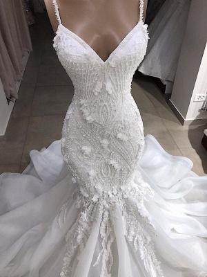 Fashion Brautkleid Meerjungfrau Online | Hochzeitskleid mit Spitze Günstig_2