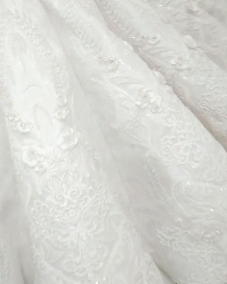Designer wedding dresses luxury | Lace Wedding Dresses Mermaid Online_3