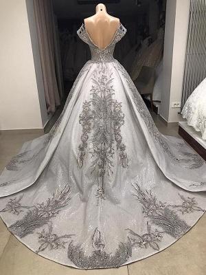 Luxus Brautkleider Prinzessin | Hochzeitskleider Online kaufen_2