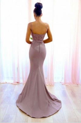 Sends evening dresses long cheap with lace mermaid evening wear prom dresses_2