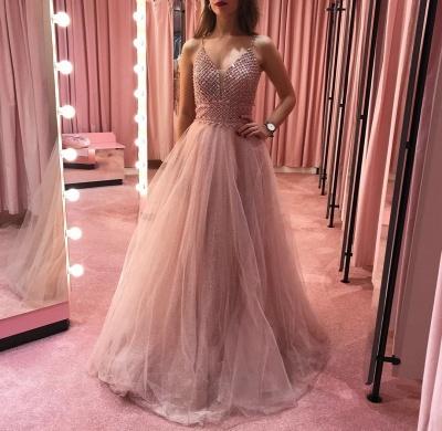 Designer Evening Dresses Long Pink | Prom dresses evening wear online_2