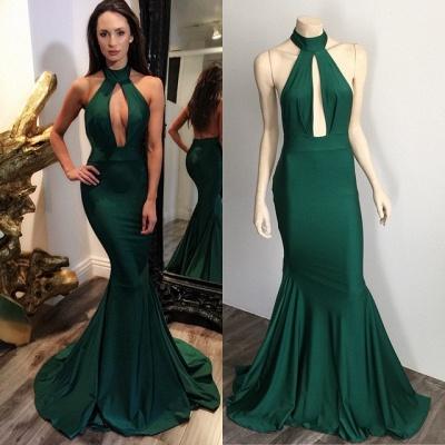 Schöne Abendkleider Lang Grün Günstig Abiballkleider Abendmoden Kaufen_2