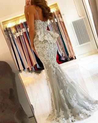 Elegante Abendkleider Lang Spitze | Abendmoden Abiallkleider Online Kaufen_2