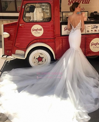 Fashion Brautkleid Meerjungfrau | Hochzeitskleid Günstig Online_1