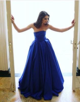 Royal blue evening dresses cheap long evening dresses cheap prom dresses_1