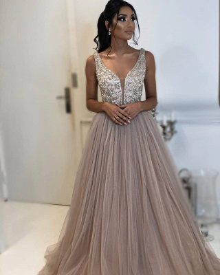 Fashion Evening Dresses Long Cheap | Prom dress lace online_1